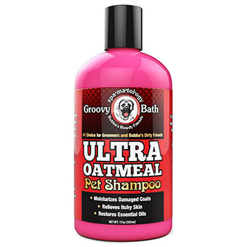 Bubba's Rowdy Friends Pet Ultra Oatmeal Dog Shampoo-Conditioner