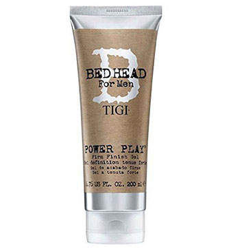 TIGI Bed Head Men-Power Play Gel, 6.76 Ounce