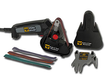 Work Sharp WSKTO-KO Tool and Knife Sharpeners