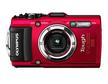 OLYMPUS TG- 3 WATERPROOF CAMERA-Best Waterproof Digital Cameras