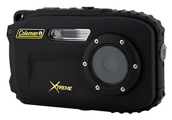 COLEMAN XTREME C5WP WATERPROOF CAMERA