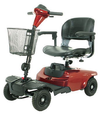 Drive Medical Bobcat 4 Wheel Compact Scooter