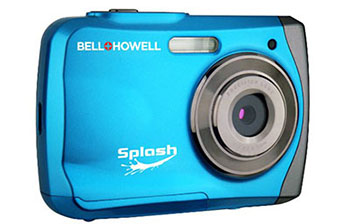 BELL+HOWELL WP7 SPLASH WATERPROOF CAMERA