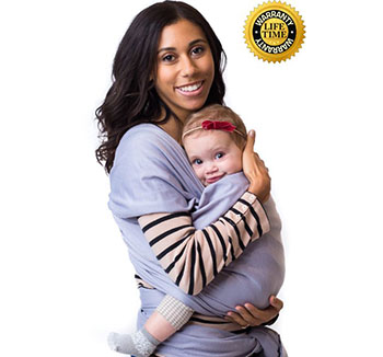 Belephant Baby Wrap Sling Carrier