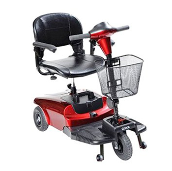 Driver Medical S38600 Bobcat 3 Wheel Compact Scooter