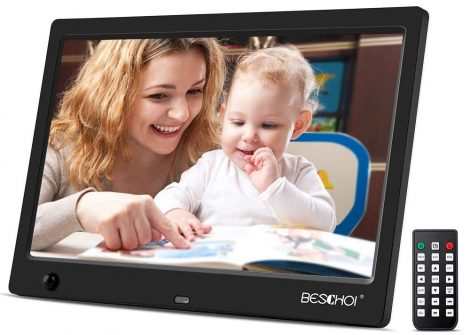 Beschoi Wireless Digital Photo Frames
