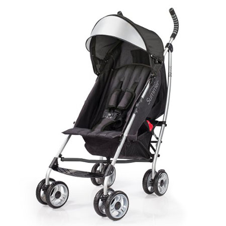 Summer Infant Convenience Stroller-3D Lite-Best Baby Strollers