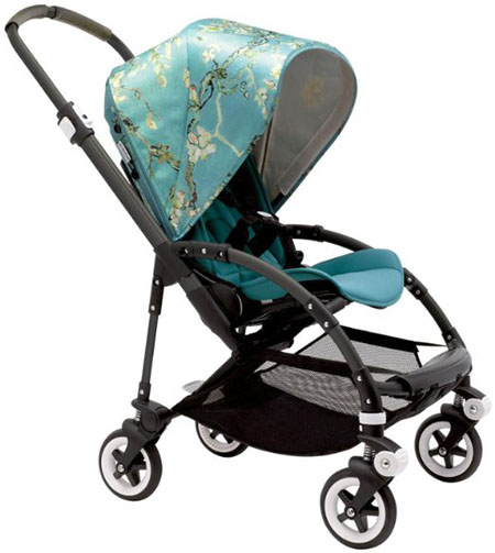 Bugaboo Bee3 Stroller: most stylish