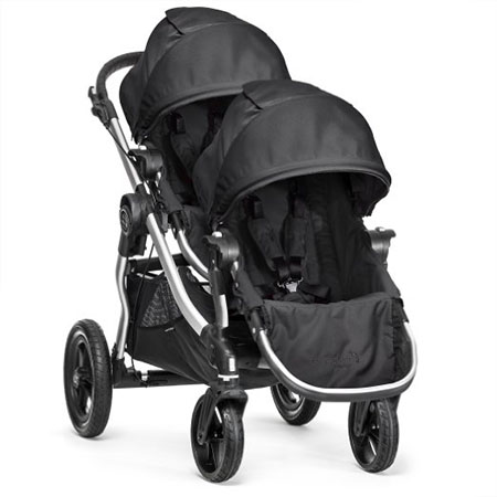 Baby Jogger City Select Stroller –dual seat