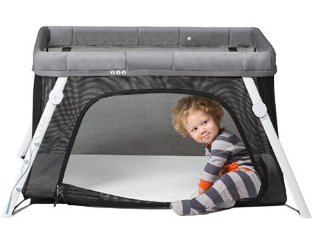 Lotus Travel Crib Baby Play yard-portable