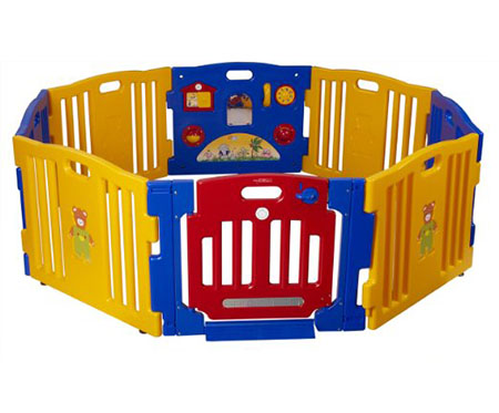 Baby Diego Cub'Zone Activity Center Playpen