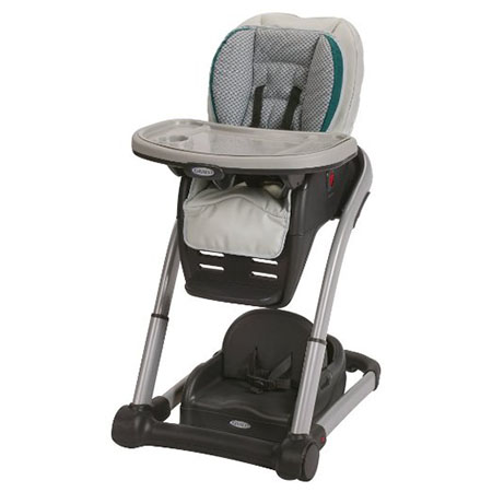 Graco Blossom 4 in 1 High Chair-Best High Chairs For Baby