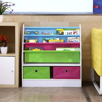 Homfa Bookcases for Kids