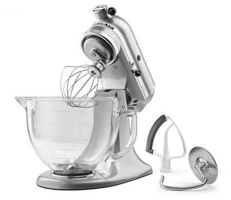 KitchenAid KSM105GBCMC 5 Qt. Tilt Head Stand Mixer
