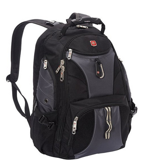Laptop Backpacks-SwissGear Travel Gear ScanSmart Backpack