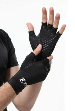 Copper Compression Arthritis Gloves