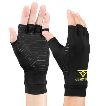 Jerrybox Copper Fiber Nylon Riding Glove