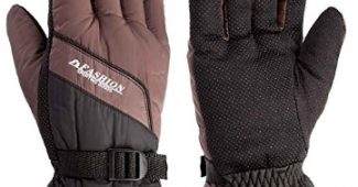 Winter Snow, Ski, Snowboard, Cold Weather Gloves