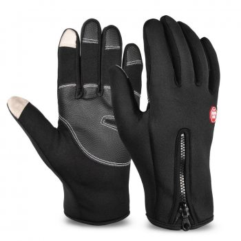 Vbiger Thick Warm Texting Gloves Cold Weather
