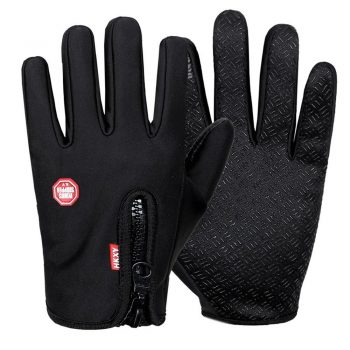 Warm Sport Gloves Gel Touch Screen Cycling Gloves Cold Weather