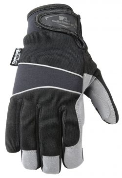 Wells Lamont Cold Weather Synthetic Leather Gloves
