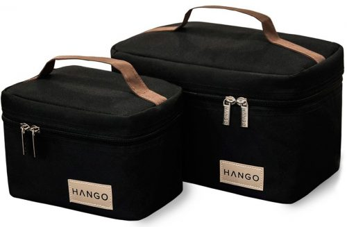 Hango Insulated Lunch Box Cooler Bag