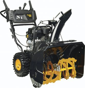 Poulan Pro 961920073 208cc 2-Stage Electric Start Snow Thrower