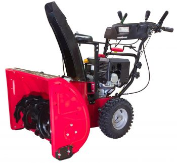 Power Smart DB7103-26 Inch 212 cc Two Stage Snow Thrower
