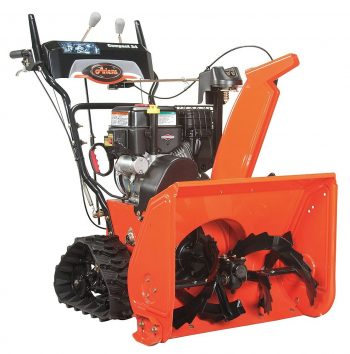 "Ariens ST24LET Compact Track 24"" Two-Stage Electric Start Gas Snow Blowers"