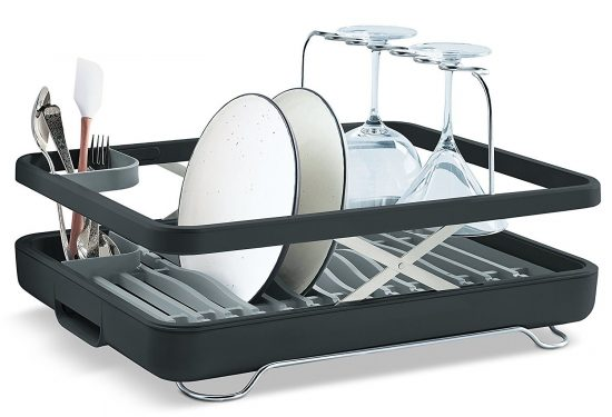 Top 10 Best Dish Drying Racks in 2019 - ListDerFul