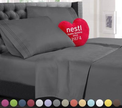 Nestl-Bedding-flannel-sheets