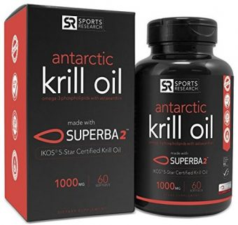 Antarctic-Krill Oils