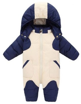 0babb4140 Top 10 Best Baby Snowsuits in 2019 Reviews - ListDerFul