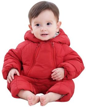 58e376dfa Top 10 Best Baby Snowsuits in 2019 Reviews - ListDerFul