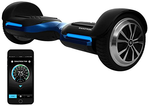 App-Enabled-self-balancing-scooters