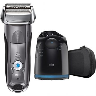 Braun-Electric Shavers