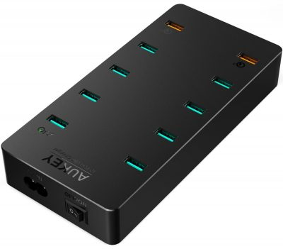 AUKEY-usb-charging-stations