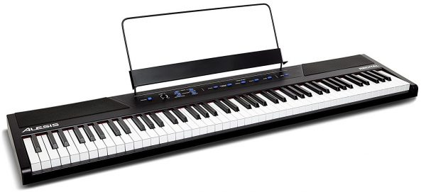 Alesis-digital-pianos