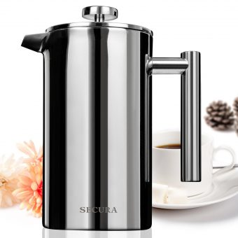 Secura-French Press Coffee Makers