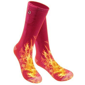 Autocastle Battery Heated Socks