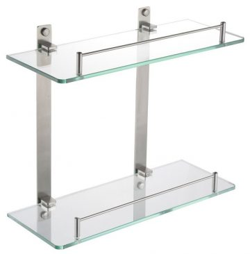KES Tempered Glass Shelves