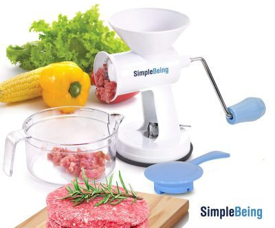 Simple-Being-manual-meat-grinders