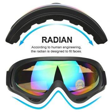 COOLOO Snowboard Goggles