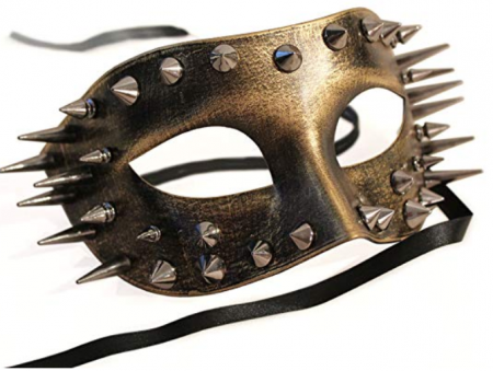 Thunder Market Masquerade Masks for Men