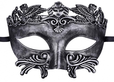 Coxeer Masquerade Masks for Men