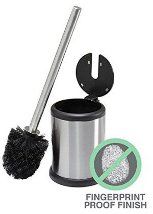 Bath Bliss Toilet Brush and Holder
