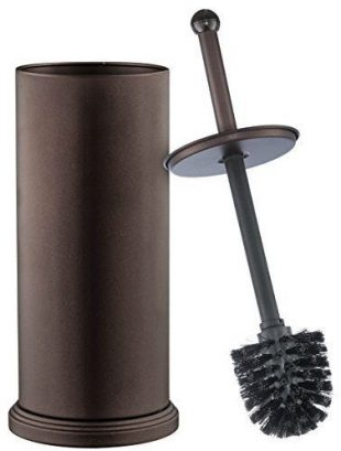 HOME IT Toilet Brush and Holder