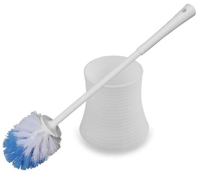 Kinsky Toilet Brush and Holder