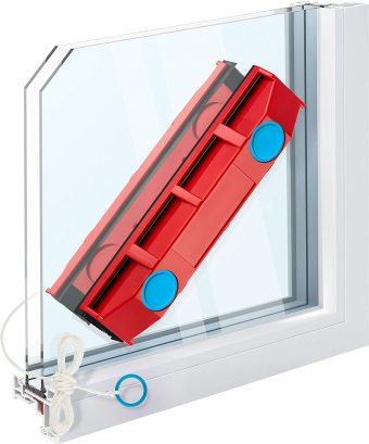 The Glider Magnetic Window Cleaners