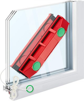 Tyroler Bright Tools Magnetic Window Cleaners